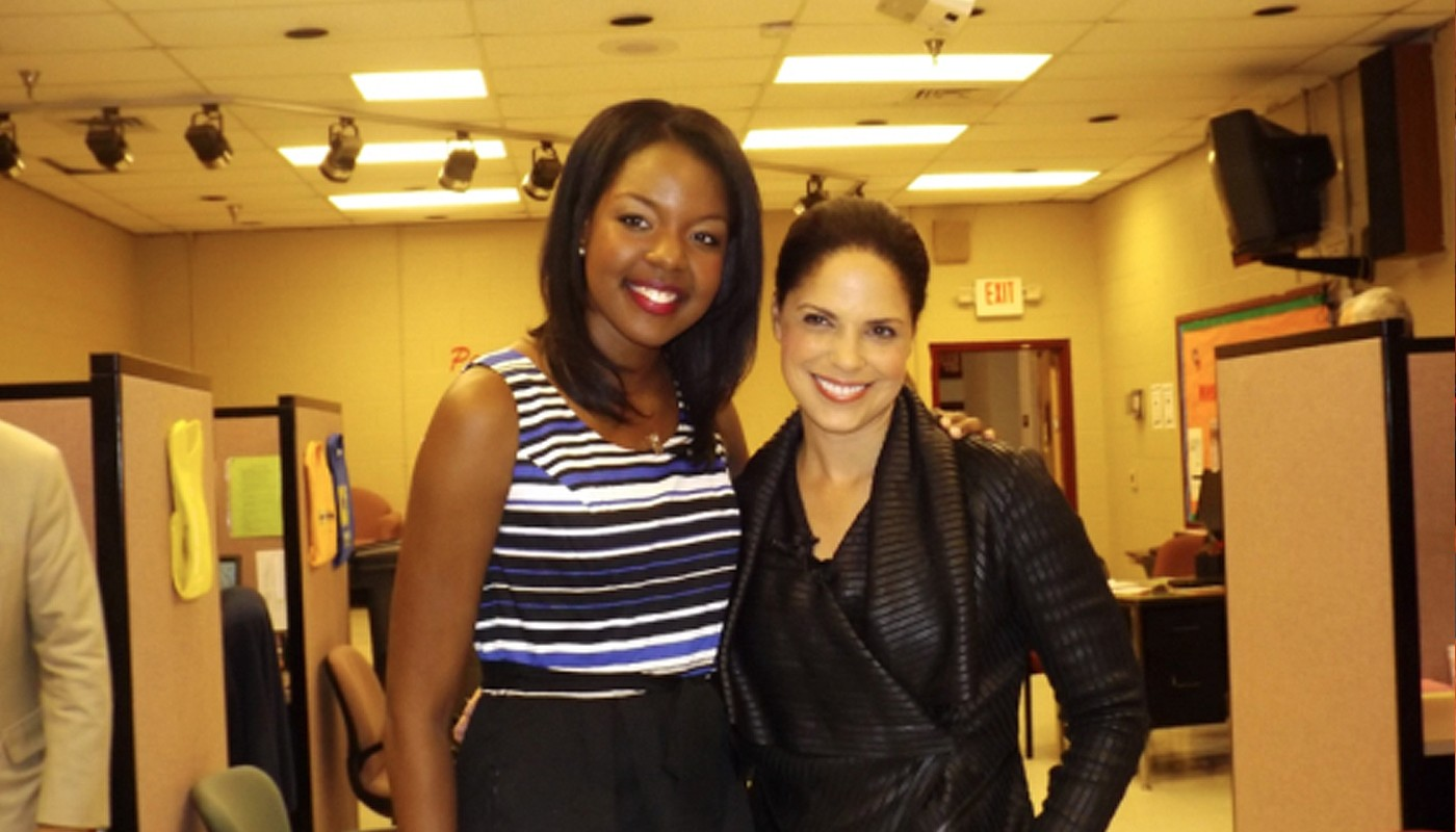Me and Soledad O'Brien