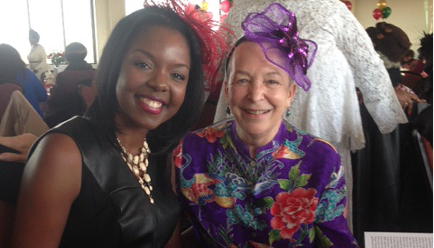 Urban League Guild: Mother-Daughter Tea/ A MidSummer Day Party Featuring Pearl Cleage